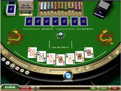 VIP Pai Gow - Mobil6000